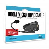 FREECOM BOOM MICROPHONE AUDIOKIT Комплект крепления с микрофоном на гибкой штангой