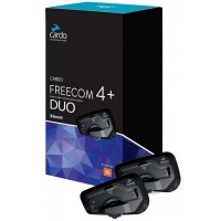 CARDO Scala Rider Freecom 4+ JBL DUO Стерео мотогарнитура на шлем (v.2021)